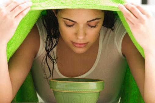 vpor de eucalipto para la tos